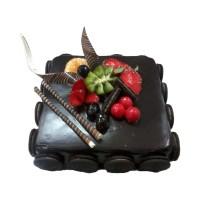 CHOCO OREO FRUIT CAKE 2 KG