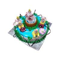 KIDS GARDEN CAKE 4KG