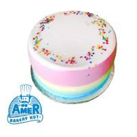 RAINBOW CAKE 500 GM