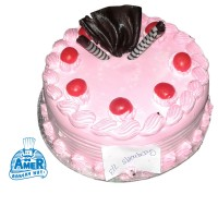 STRAWBERRY CLASSIC CAKE 4 KG